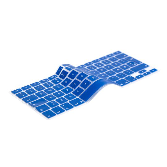 Image of   UK Blue Keyboard Cover