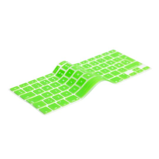 Spanish Green Keyboard Cover