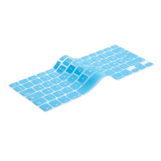 Image of   Danish Light Blue Keyboard Cover