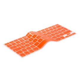 Orange-tastatur-cover,-orange-keyboard-cover
