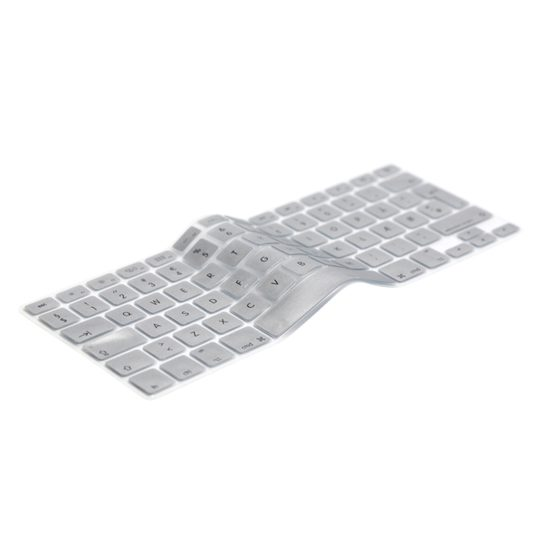 Image of   French Silver Keyboard Cover