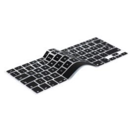 Tastatur cover. Norwegian Black Keyboard Cover. Swedish Black Keyboard Cover