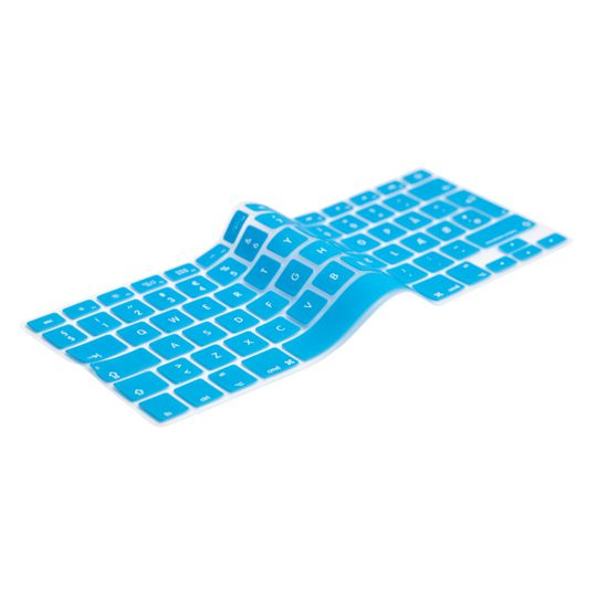 Image of   French Turquoise Keyboard Cover