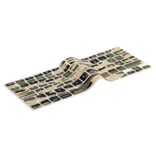 Image of   Danish Camouflage Keyboard Cover