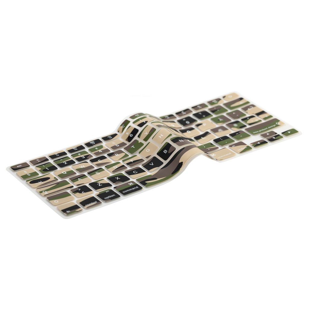 Image of UK Camouflage Keyboard Cover