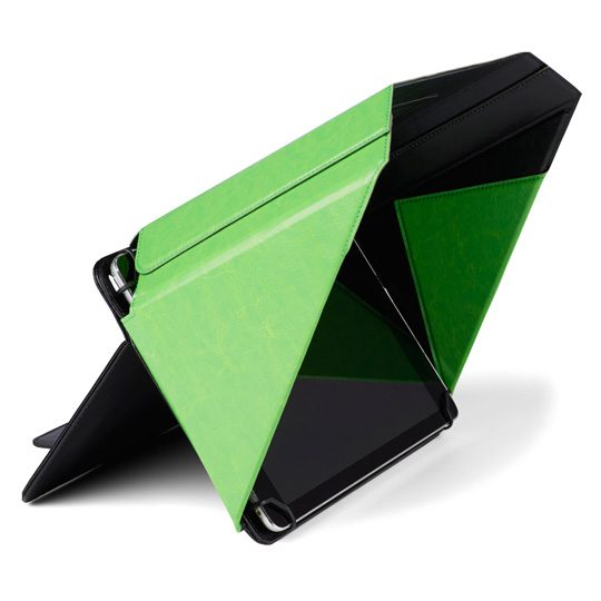 Billede af Sun Shade and Privacy Cover for iPads/tablets 9,7″ – Green