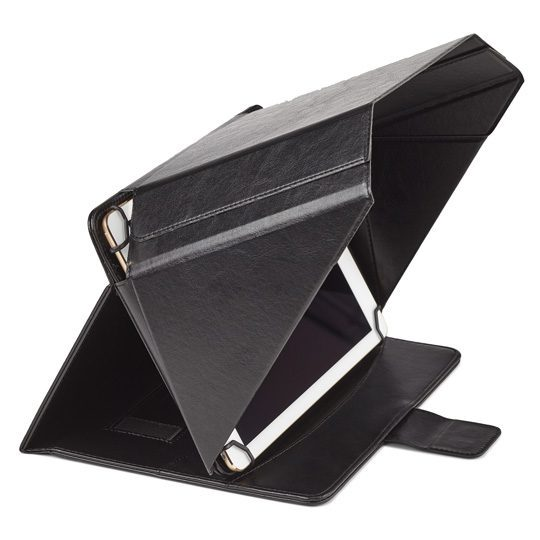 "Image of   Black Sun Shade and Privacy Cover for 9,7"" tablets"
