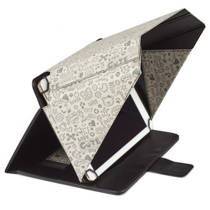 Philbert Children Print Sunshade and Privacy Cover for tablets.