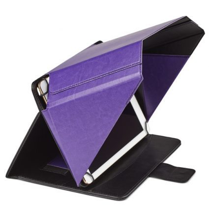 """Philbert Purple Sunshade and Privacy Cover for tablets. Made for 9,7"""" tablets including iPads. Danish design. Highest quality."""