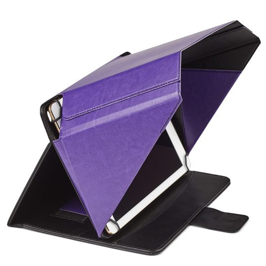 "Image of   Purple Sun Shade and Privacy Cover for 9,7"" tablets"