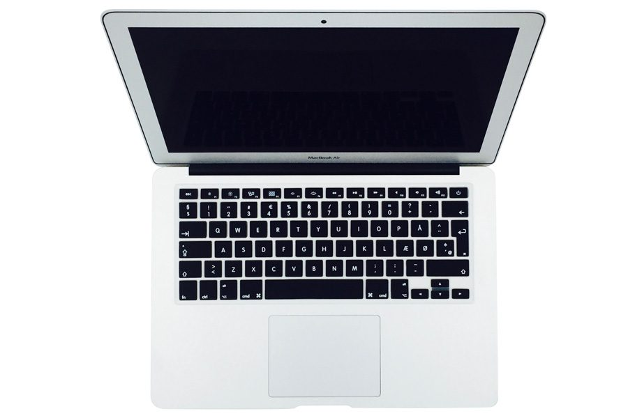 "Keyboard Cover for MacBook 13"" 15"" 17"" - Philbert"