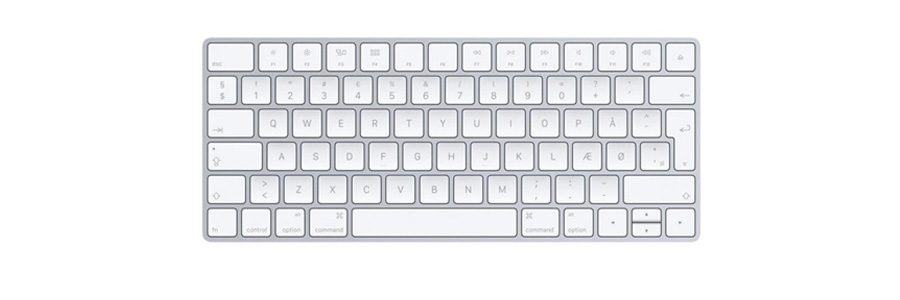Wireless Magic Keyboard Cover - Philbert