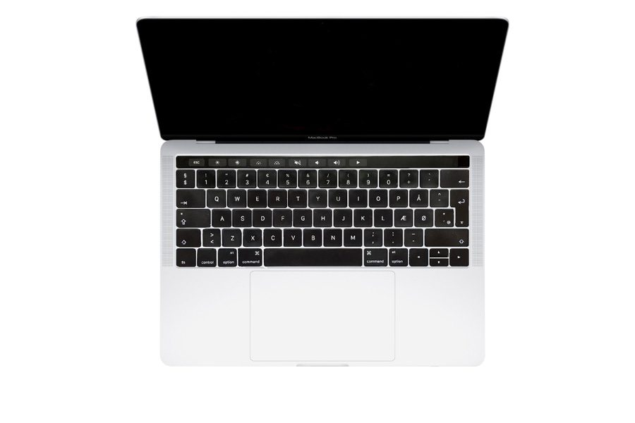 Keyboard Cover New MacBook Pro Touch Bar, Philbert