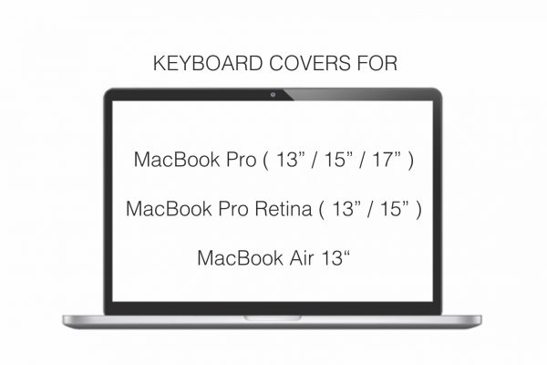 """KEYBOARD COVERS FOR 13"""",15"""", 17"""""""