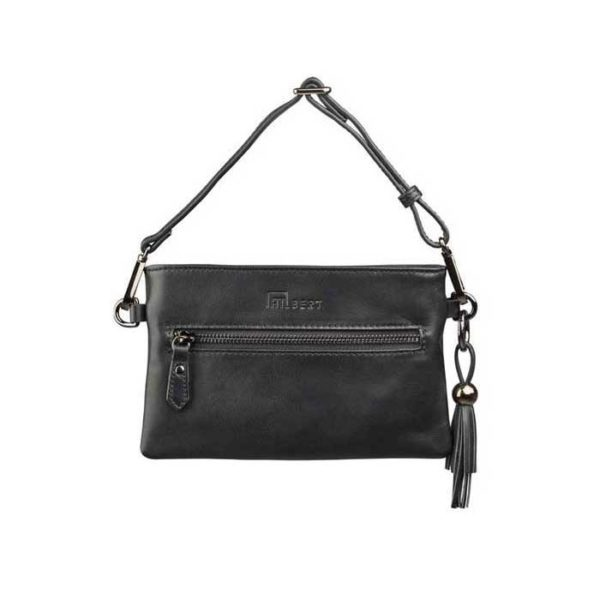 Billede af Phone bag made in genuine leather