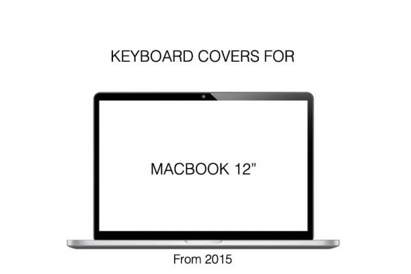 "Tastatur cover - Philbert - MacBook 12"""
